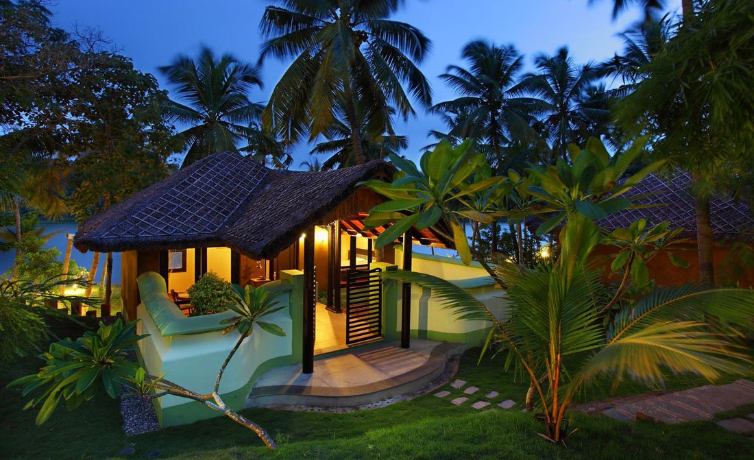 about a resort that has perfect ambience