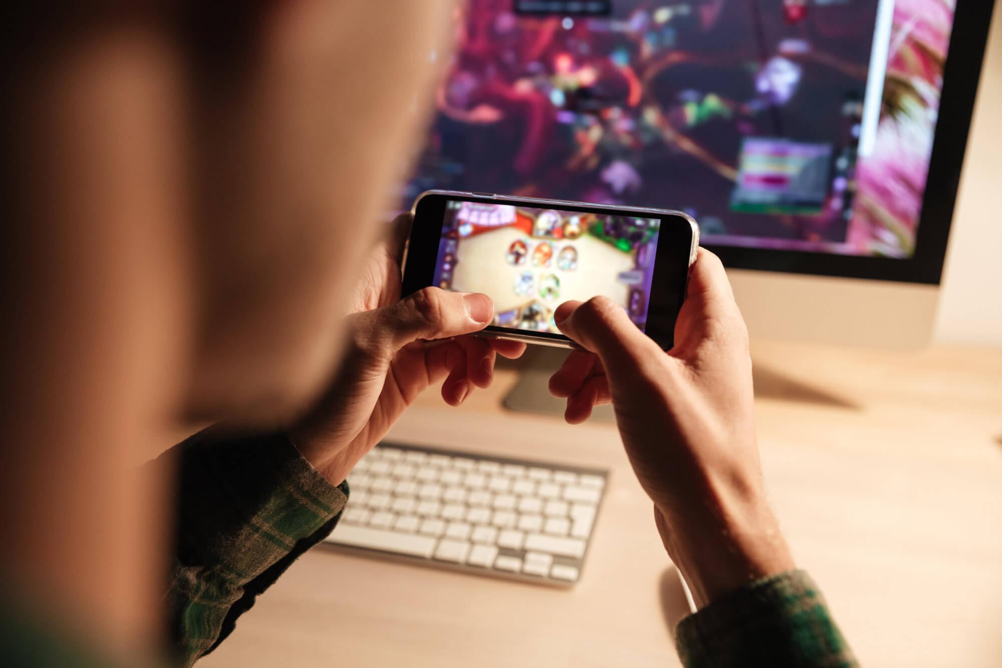 Online gaming portals provide accounts